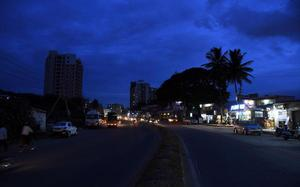 Police want streetlights, cameras on alternative road to airport