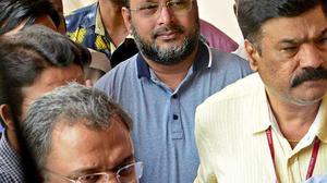 Mansoor's arrest comes amidst political crisis