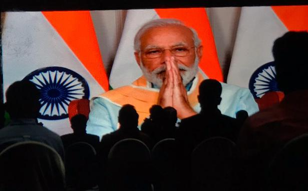 Violence against COVID-19 frontline workers not acceptable, says Modi