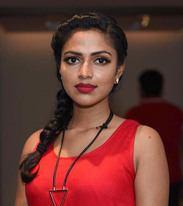 Amala Paul says she was thrown out of Vijay Sethupathi film - The Hindu