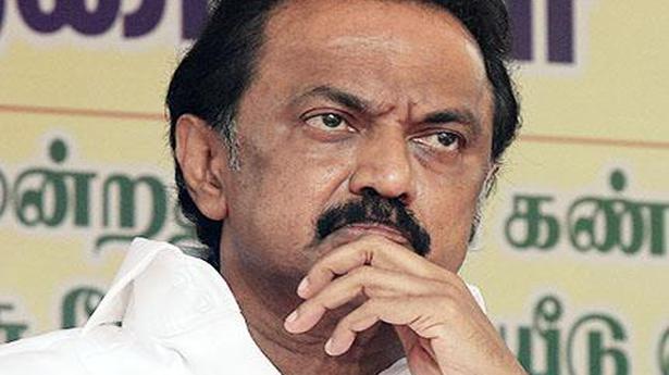 Dismiss MKU V-C, Stalin urges Governor