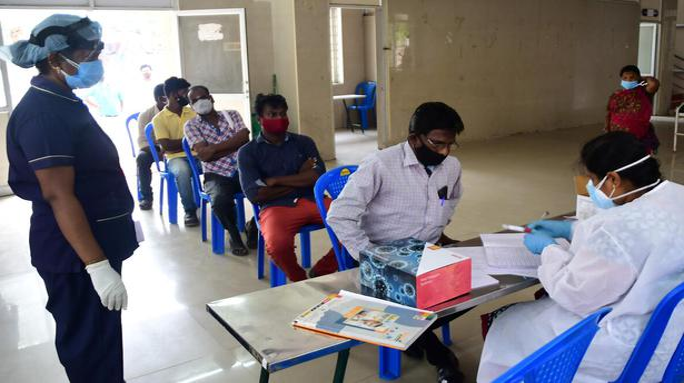 Coronavirus   At 7,819, Tamil Nadu's daily COVID-19 tally reaches all-time high