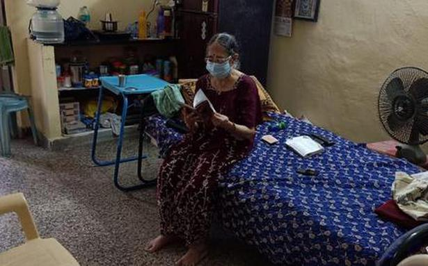 In an old age home in Chennai, stories of hope and recovery