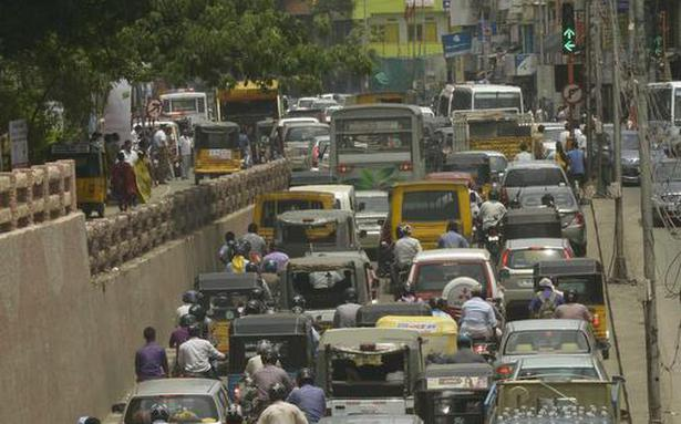 T.Nagar-Nungambakkam traffic diversions to kick in today