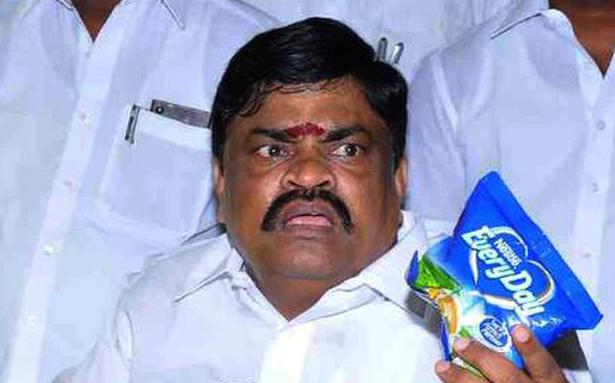 Nestle, Reliance milk powder has chemicals, claims TN Minister