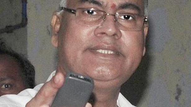 CBI files chargesheet against T.D. Naidu