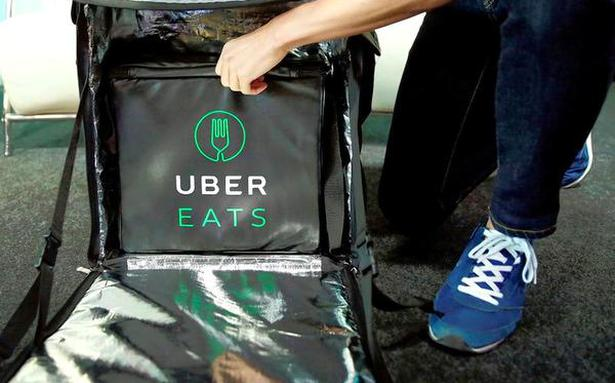 Eat your way with Uber