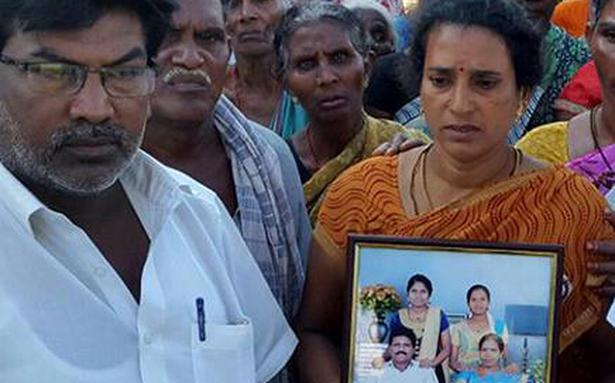 Suicide bid triggers tension in Theni