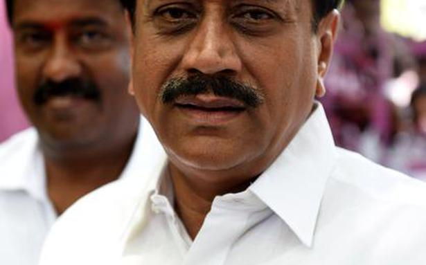 Cases booked against BJP leader