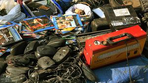 E-waste: disposal not as simple as pressing Ctrl, Alt, Delete