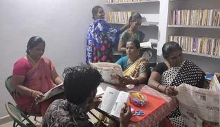 Libraries Coming Up At Tnscb Tenements The Hindu