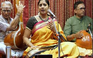 Hitting a sustainability note this Margazhi music season