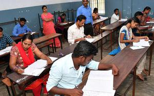 Over 4.50 lakh candidates appear for Group II exam