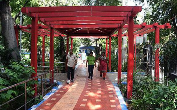 Natesan Park and Jeeva Park are now open to public
