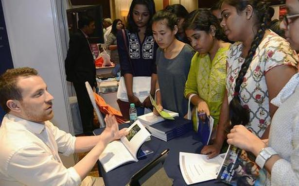 Students Consultants Upbeat About U K S New Visa Rules The Hindu