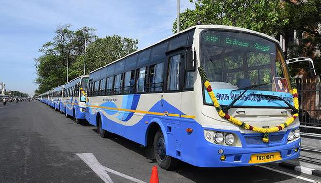 New bus troubles in Tiruvarur!