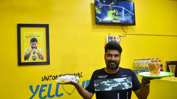 CSK-themed shawarma outlet, a hit among cricket-crazy Chennaiiites