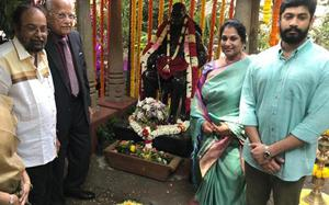 Statue of architect P.S. Govind Rao unveiled in Chennai