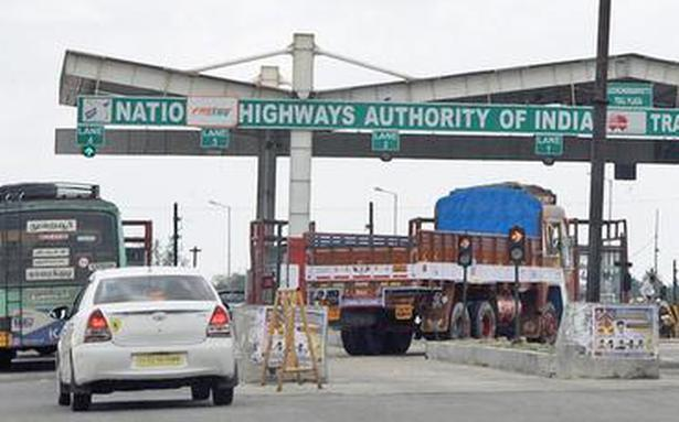 Waive toll for all vehicles driven by differently abled, says PIL