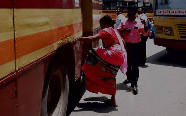 Accessibility in public transport still elusive for disabled persons