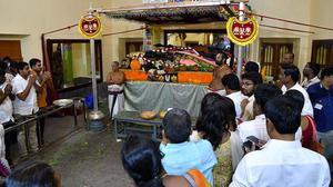 Athi Varadar devotees seek hassle-free online booking