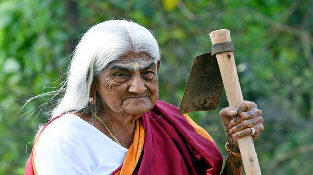 Watch | The 105-year-old grandma who was awarded Padma Shri