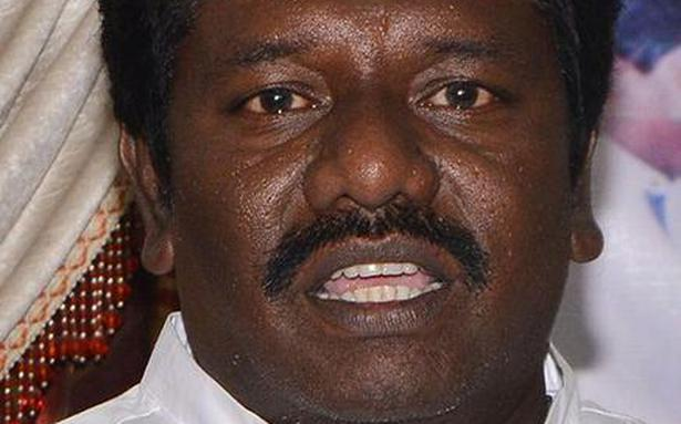 Karunas booked for rant against Chief Minister