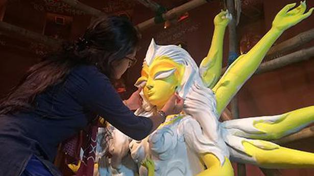 Durga Puja speaks for homosexuals, transgenders