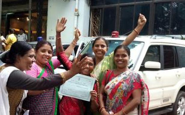 Domestic workers' organisation granted trade union status for the first time in Bengal