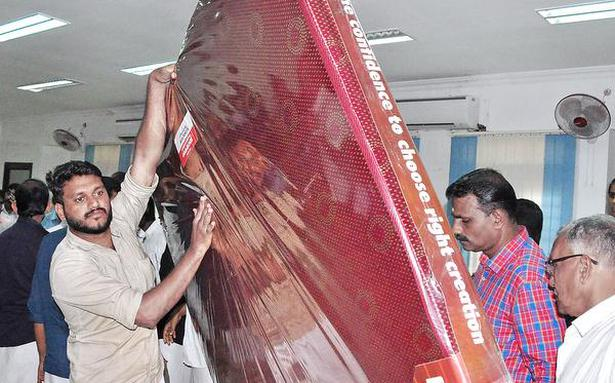 More relief pours in for victims