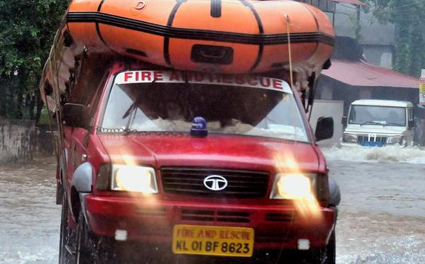 Rescue squads ill-equipped to deal with flooding, landslips