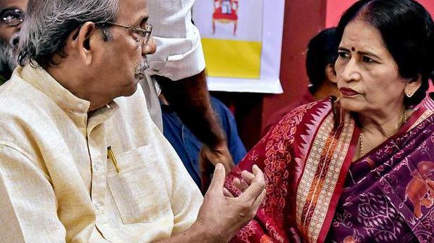 No creativity without tradition: Pratibha Ray