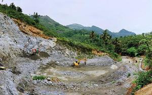 Landslip threat: quarries to be reassessed