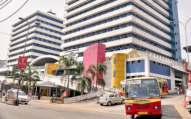 KSRTC terminal set to take wing