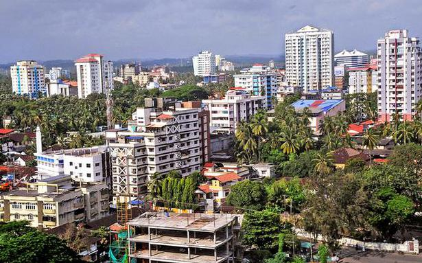 Amrut consultant urges corpn to hike property tax