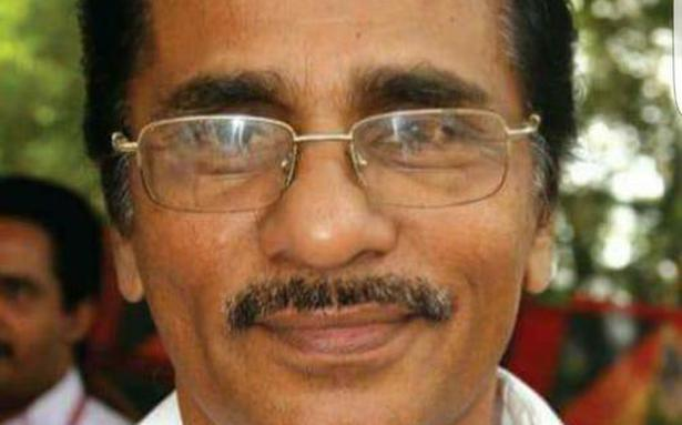Former CPI Kozhikode district secretary I.V. Sasankan dies aged 68