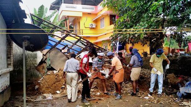 Their endeavour to rebuild lives