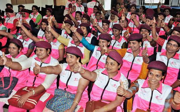 All-women disaster response team launched in district