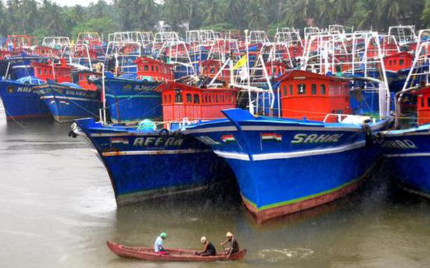 Details of 3,000 fishers collected under 'Sagara' app project