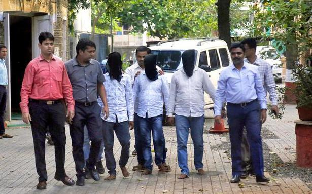 Ex-employer, 2 hired killers  held in Dadar murder case