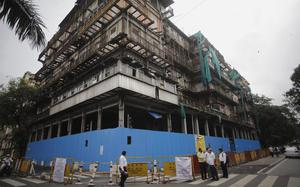 A glimmer of hope for Mumbai's crumbling architectural marvel
