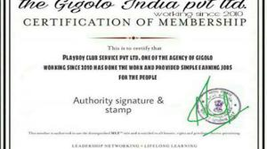 gigolo free registration
