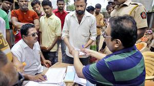 Despite floods, CM eyeing votes with yatra, says Opposition