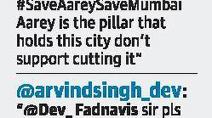 Aarey issue: city vests hope in Bombay HC