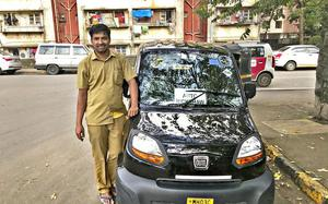 Quadricycle spins a happy tale for this Chembur resident