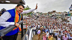 BJP to make Article 370 poll plank for Mahajanadesh Yatra