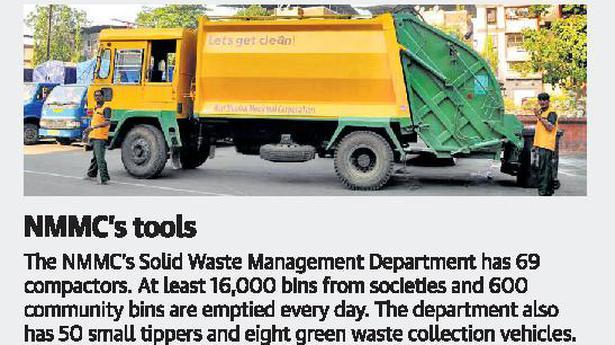Navi Mumbai civic body to introduce e-waste segregation