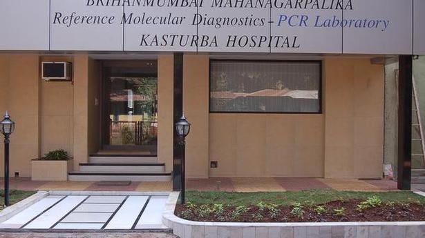 Kasturba Hospital's early-mover lab turns 10 - The Hindu