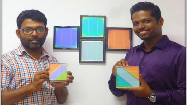 IIT-B develops coloured nano coating for solar cells