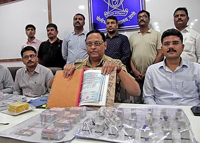 Fake Driving Licence Racket Busted In Thane One Held The Hindu